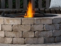 Weston Stone® w/ Insert (Fireplaces and Fire Pits Fire Pits)